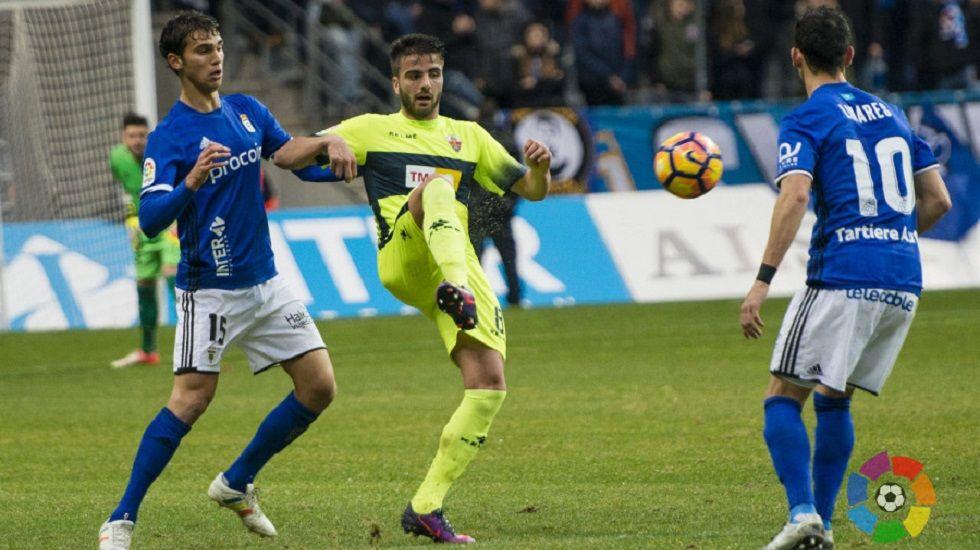 La afición del Real Oviedo.