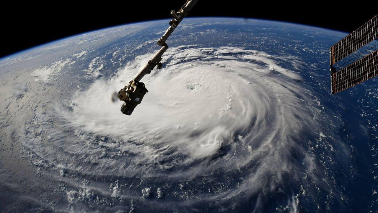 El curioso caso de la tormenta tropical Leslie.Elena Plaza