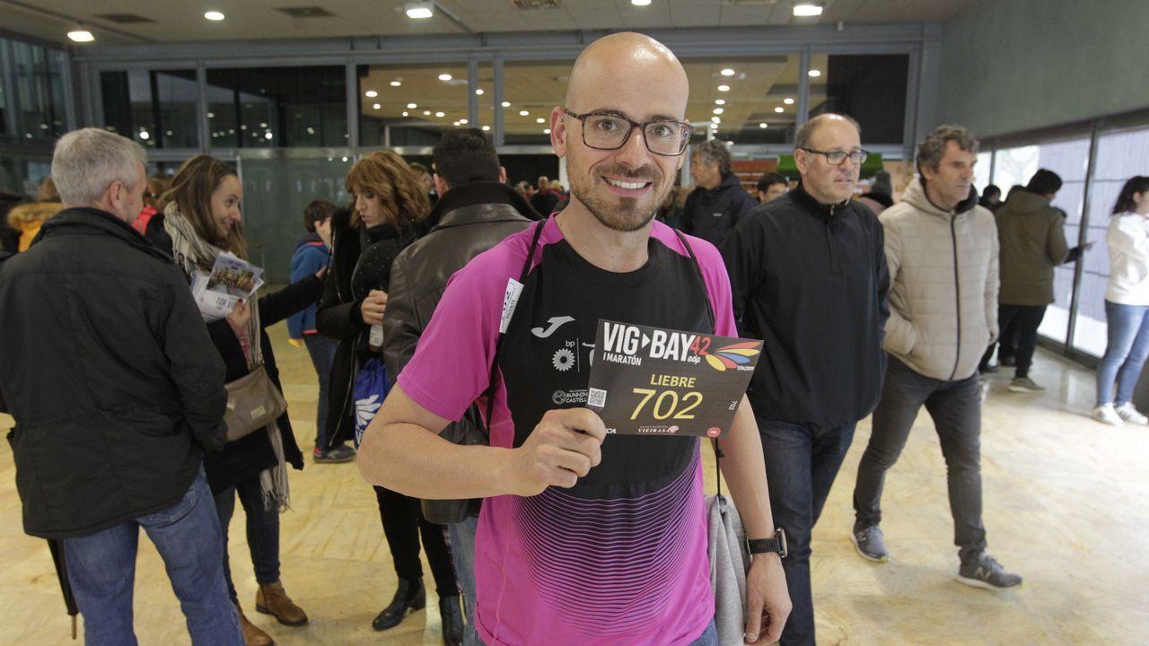 ¡Mira en imágenes la primera carrera popular Faro Roncudo!