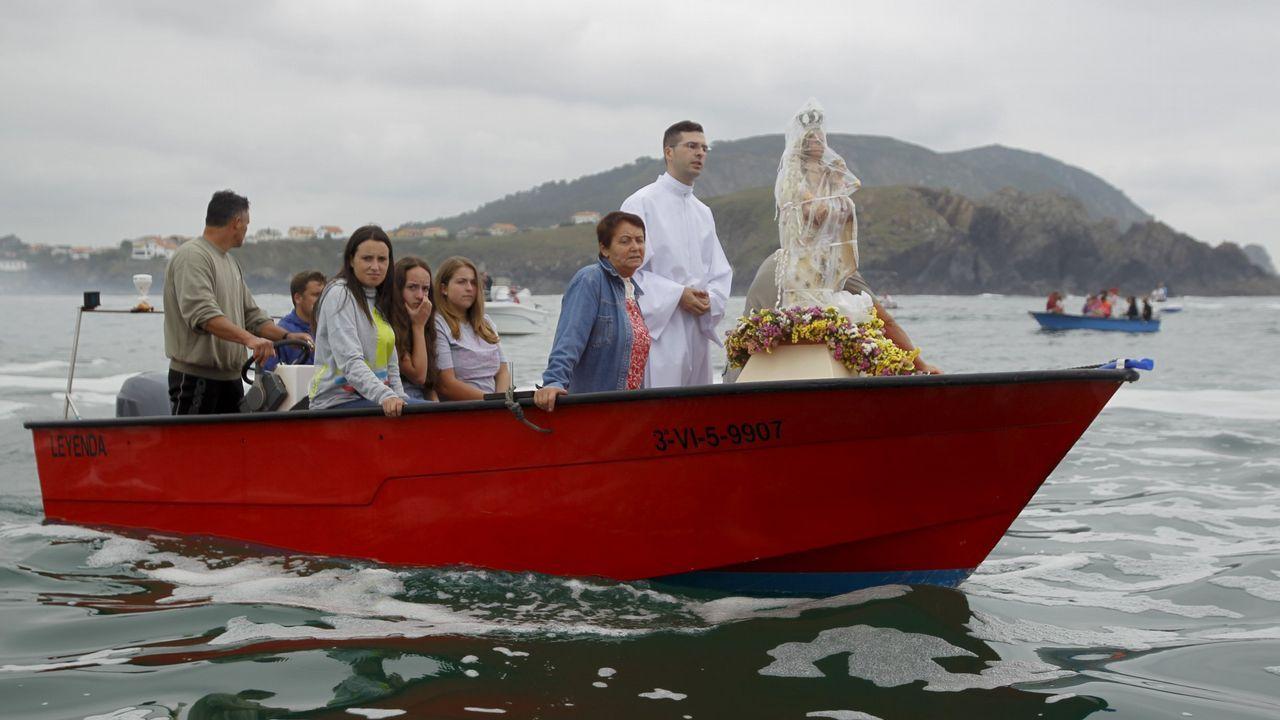 La joven operada de un tumor raro en La Paz vuelve a casa.La sede de Duro Felguera