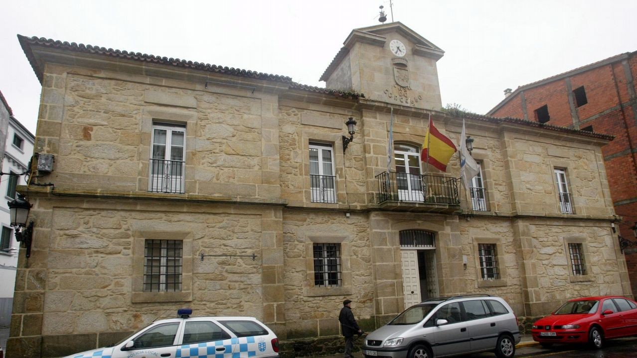 Imagen del Pazo de Meirás