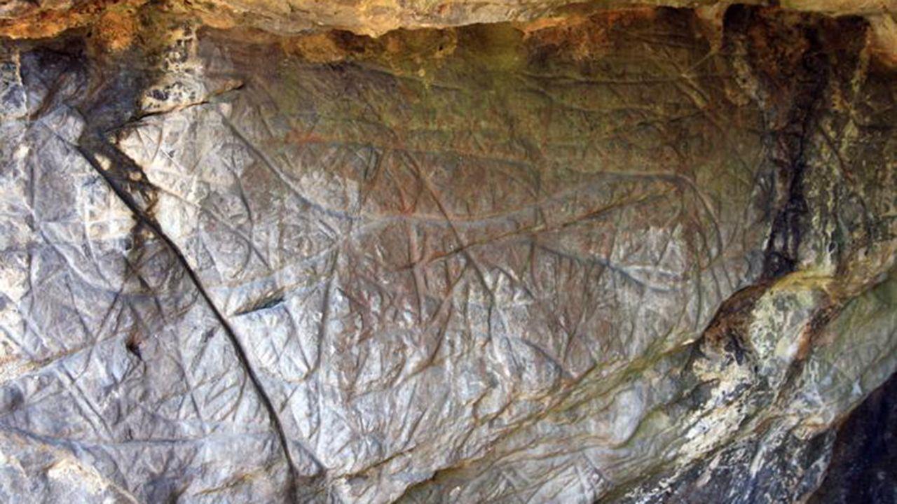 Cueva de la Lluera, Oviedo