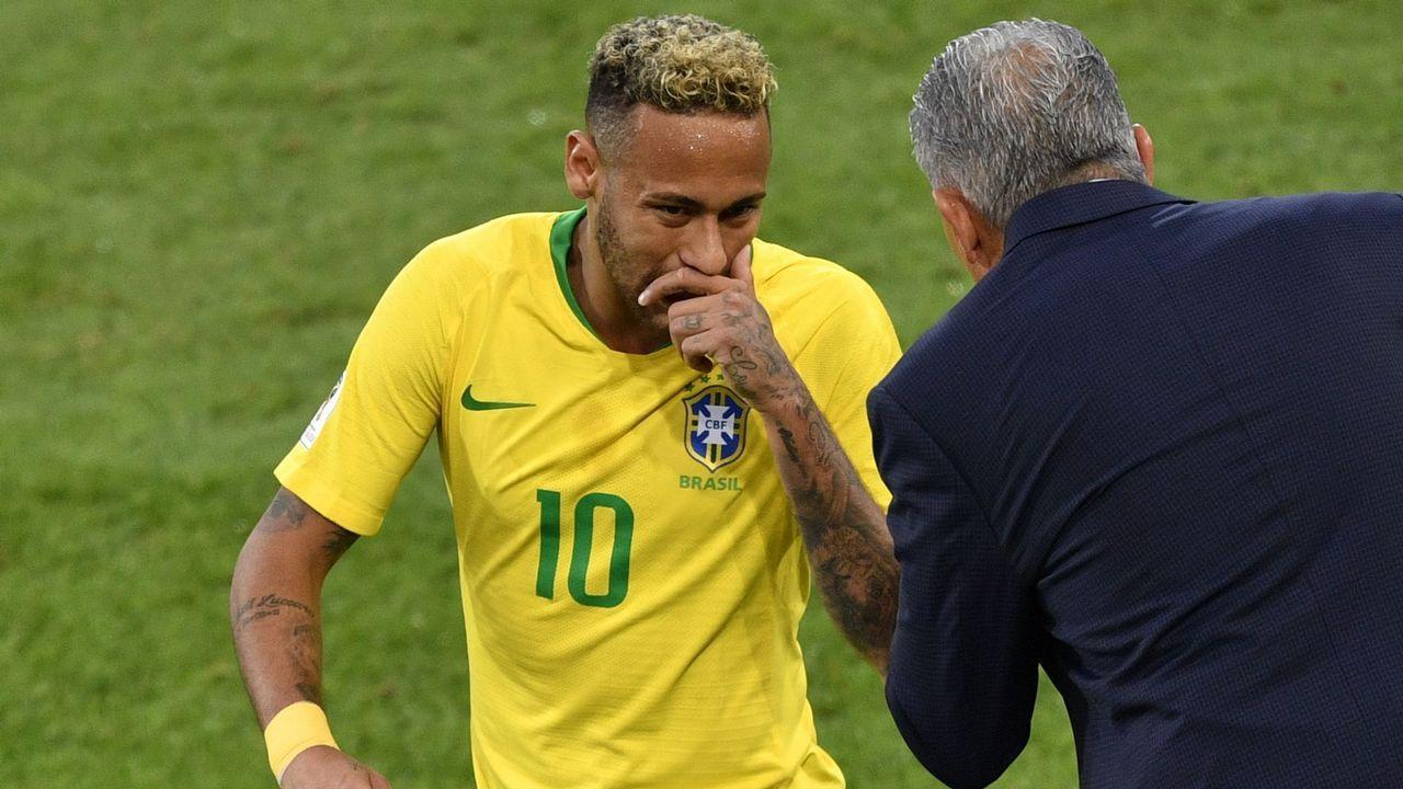 Primeras palabras de Neymar como jugador del PSG