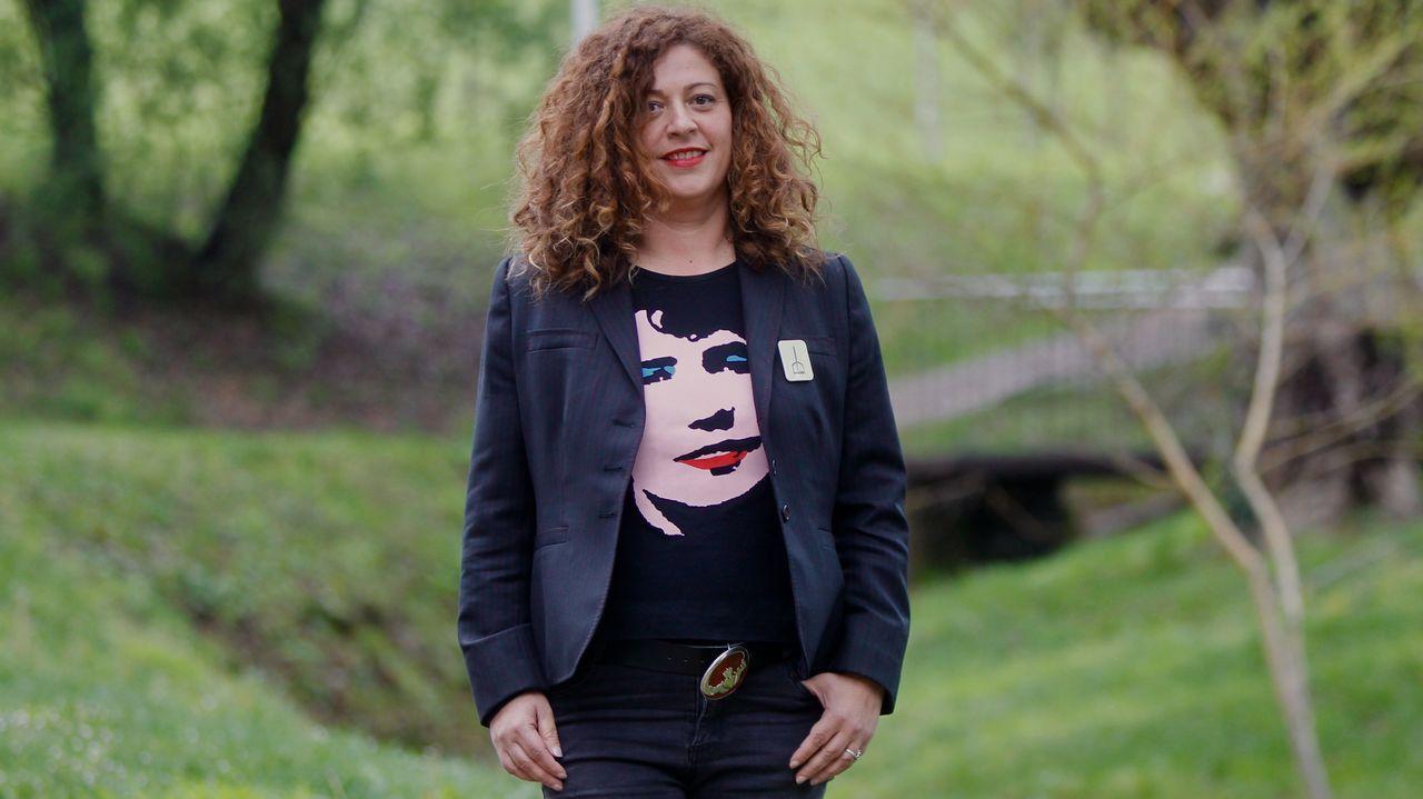Ana Seijas, candidata de En Marea