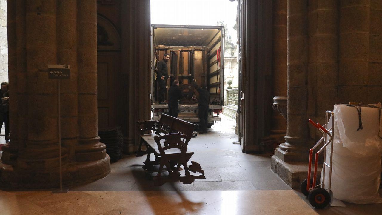 Un Goya para a tía Cefe no seu 89 aniversario