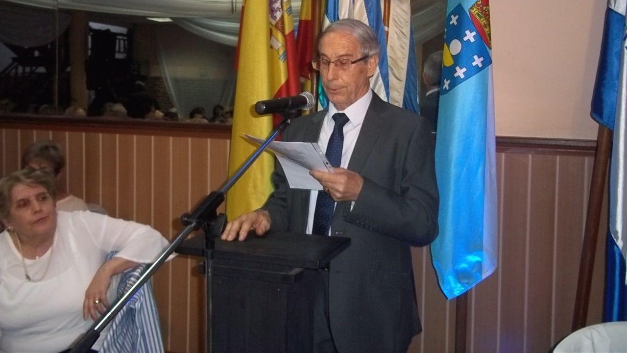 Guaidó: «Espero que la democracia española sea fuerte para hacer frente a la dictadura de Maduro».Seguidores de Daniel Martínez