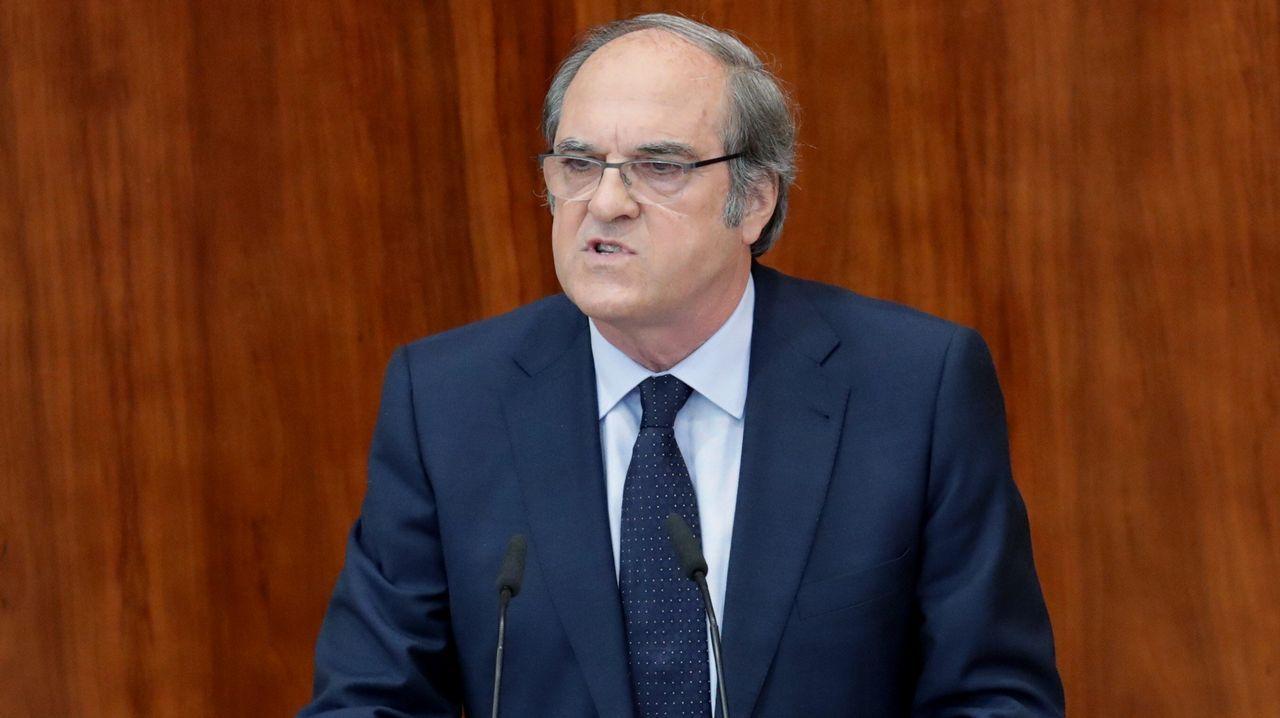 Ángel Gabilondo manifestó que la «confianza» de los madrileños está «seriamente afectada»