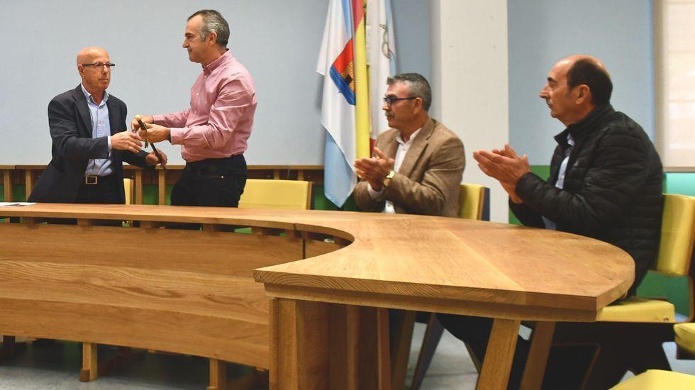 Corcubión. Alcalde, Manuel Insua (PSOE)