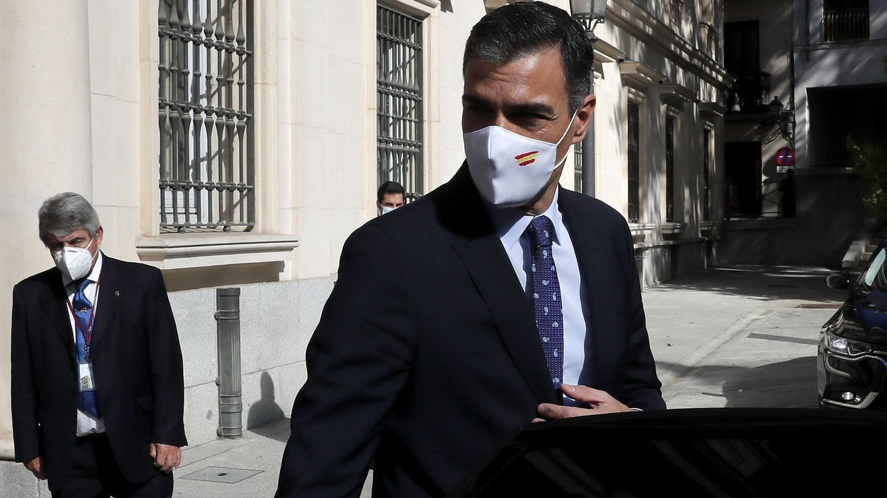 Josu Ternera, momentos antes de ser detenido en Francia, en mayo del 2019