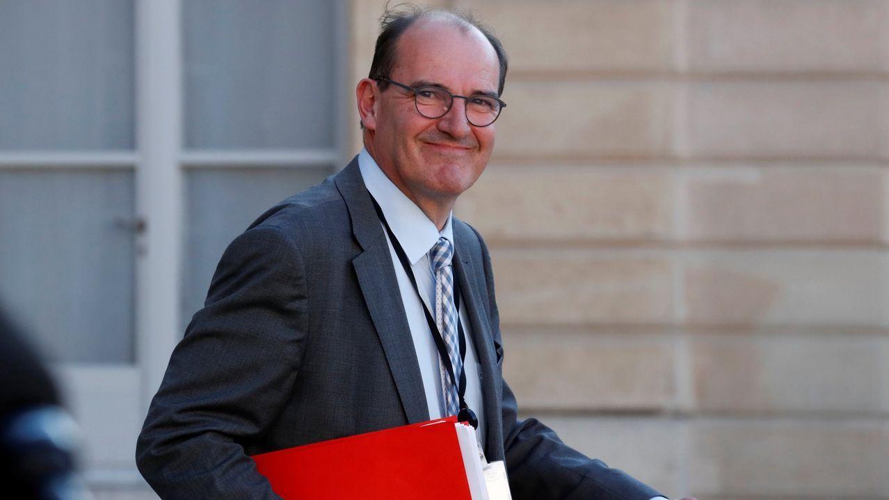 Jean Castex ha sido hasta ahora el coordinador del desconfinamiento en Francia