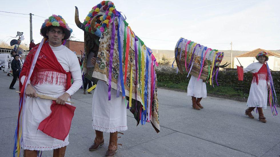 La Mascarada Ibérica de Viana do Bolo y Vilariño de Conso, en imágenes.Camelmilk es una iniciativa que pretende lanzar al mercado la leche  de dromedaria