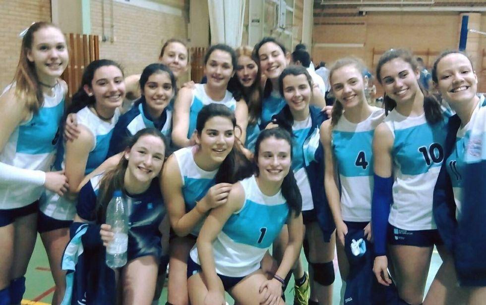 Las jóvenes promesas de la selección gallega cadete apuntan al primer puesto del torneo nacional