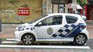 El «multamóvil» comenzó a recorrer las calles de Pontevedra  en el año 2014