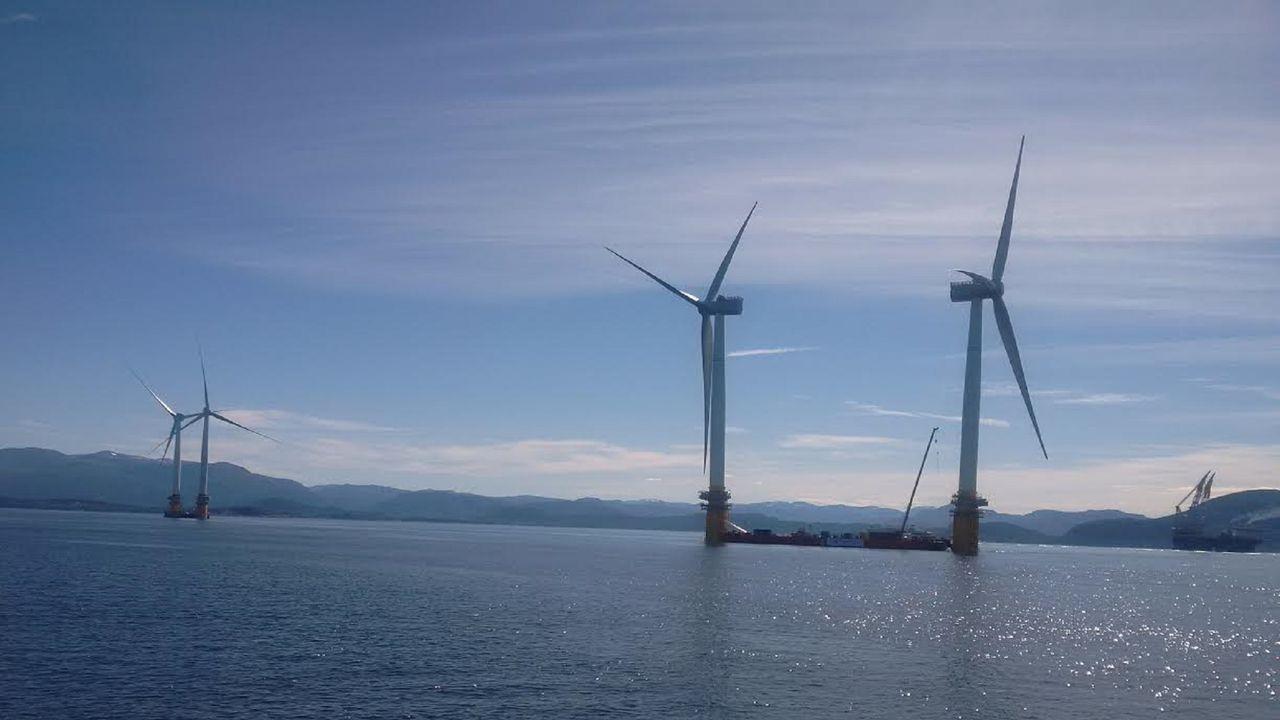 Generar energía manteniendo un compromiso verde.Héctor Álvarez González, estudiante del Máster en Ingeniería de Minas en la Universidad de Oviedo