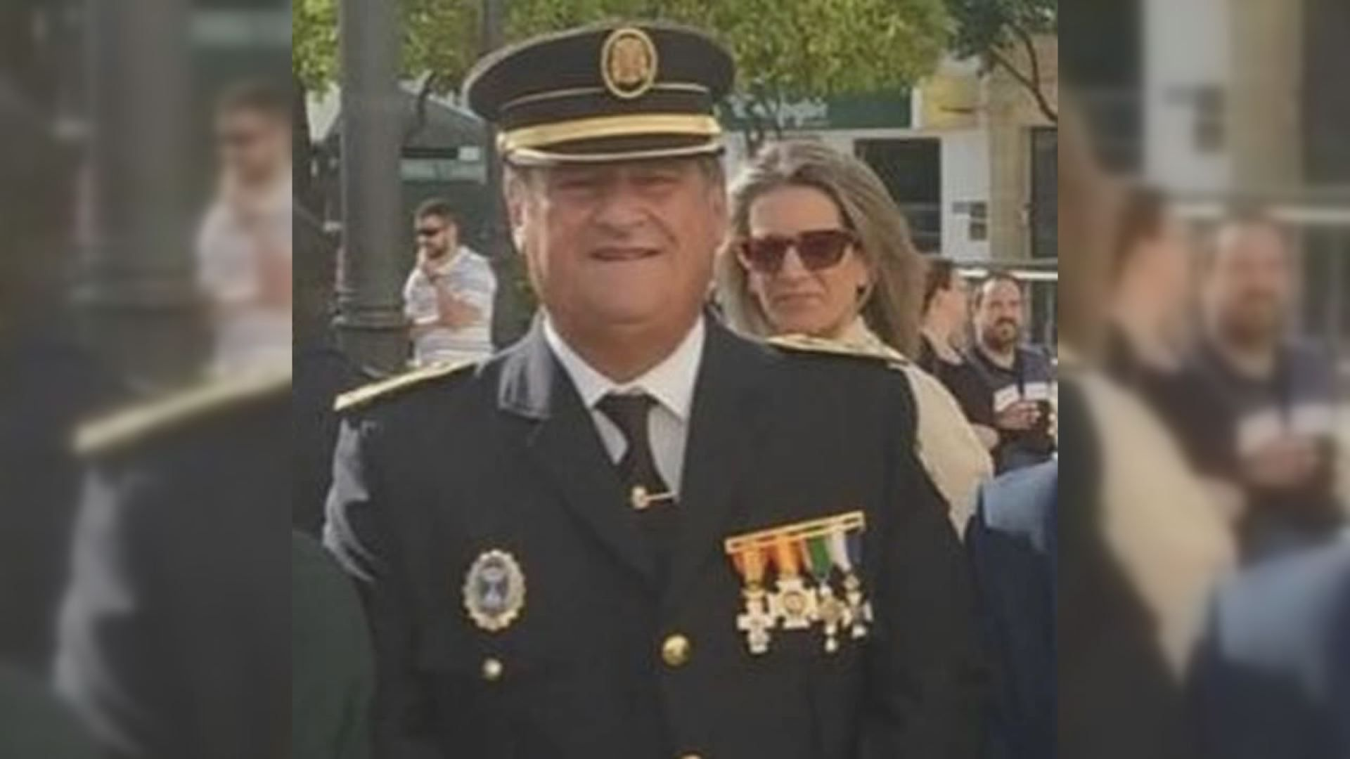 Rafael Muñoz Leonisio, jefe de Policía Local de El Puerto de Santa María, Cádiz