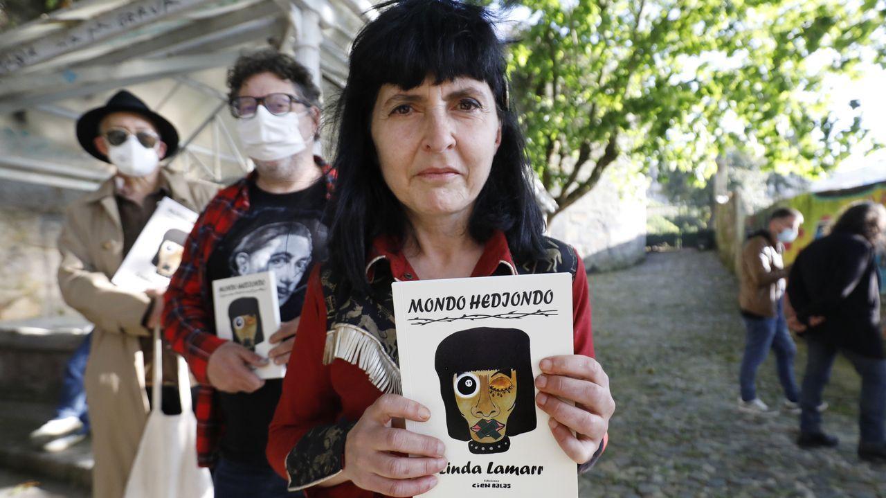 La exposición «Kinetiko» continúa en O Vello Cárcere hasta el 30