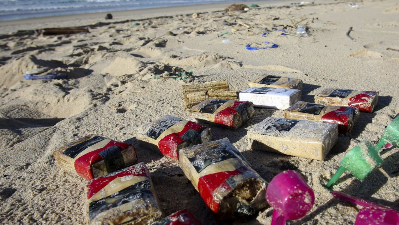 ¿A qué playa ir sin pensar en el coronavirus?.La comarca puede presumir de contar con arenales poco masificados en los que disfrutar del mar y del aire libre