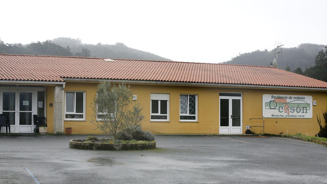 Residencia O Casón de Moeche