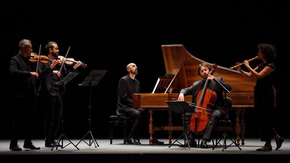 La Ritirata ofrecerá un concierto en el Círculo de las Artes
