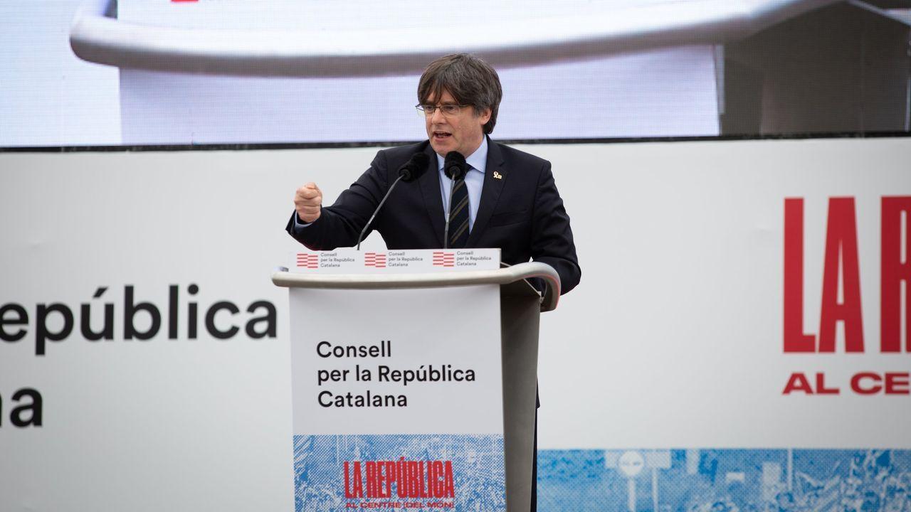 El secretario general del PSOE de Extremadura, Guillermo Fernández Vara
