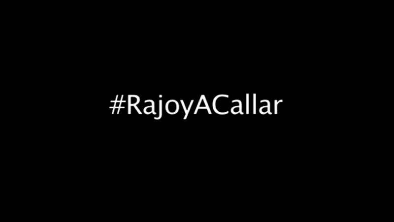#Rajoyacallar.Baltasar Garzón participó en un seminario sobre justicia universal organizado por Izquierda Plural.