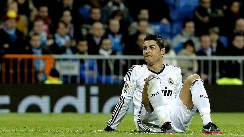 Toda la actualidad de la Liga de Campeones.Cristiano Ronaldo, el sábado contra el Athletic