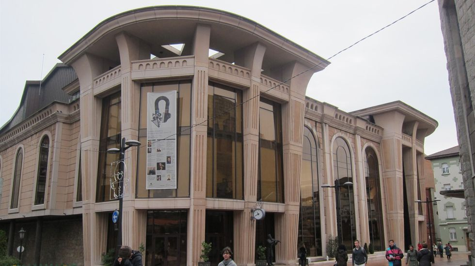 Auditorio de Oviedo