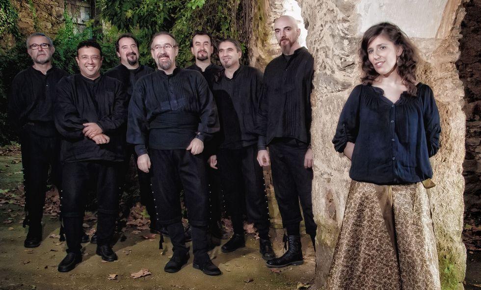 La formación capitaneada por Bieito Romero interpreta clásicos en seis idiomas diferentes