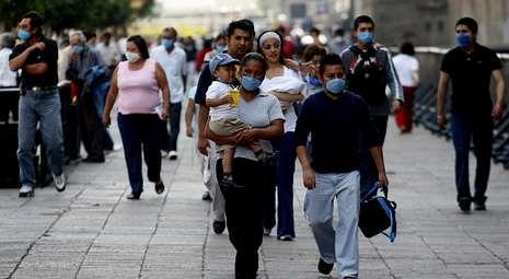La crisis de la gripe A en el 2009 generó una psicosis innecesaria entre la población.