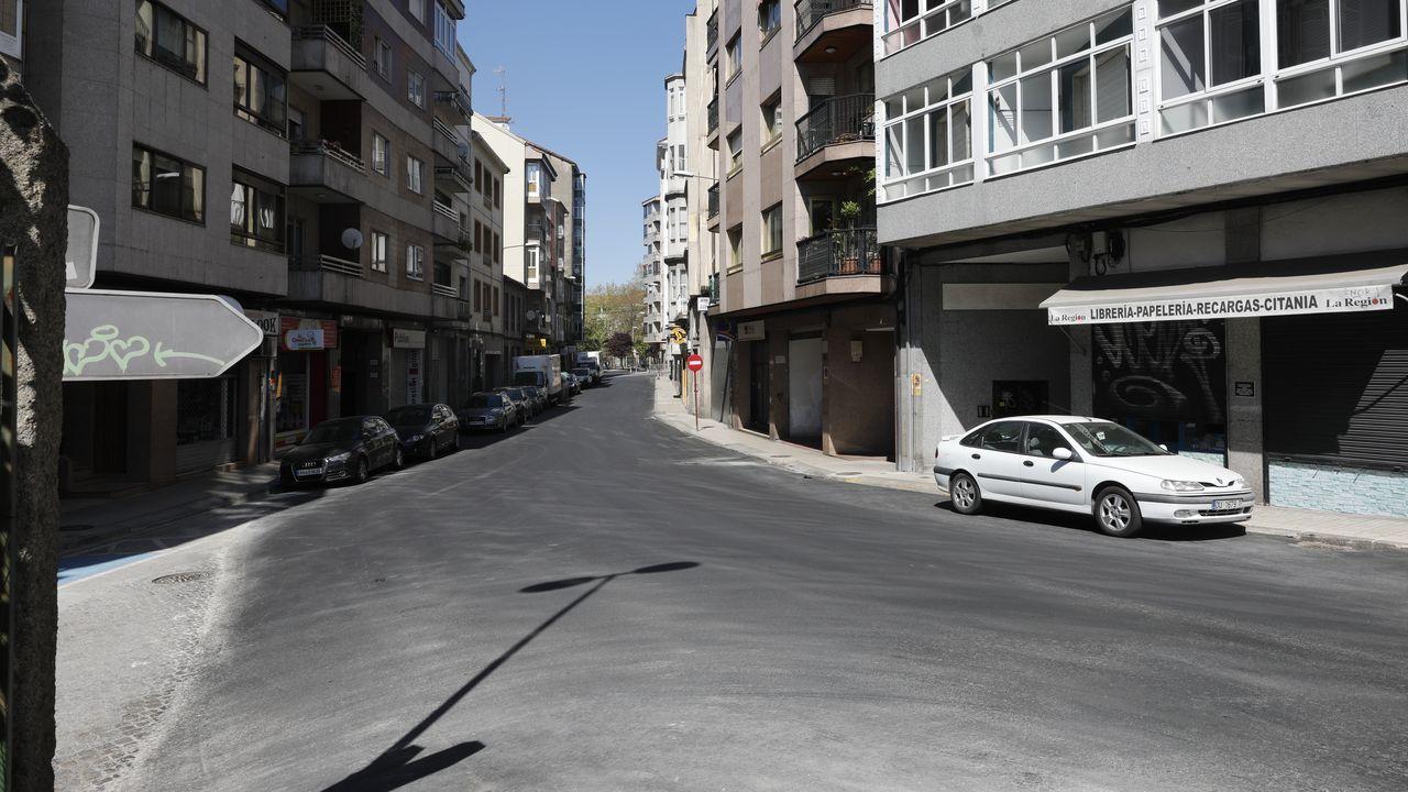 El repintado de las calles donde se mejoró el firme tendrá que esperar