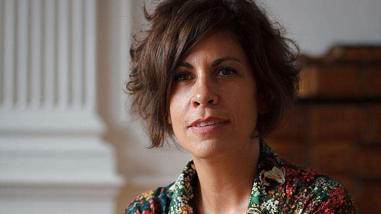Julie Fernández, diputada socialista en Bélgica.Francisco Álvarez-Cascos