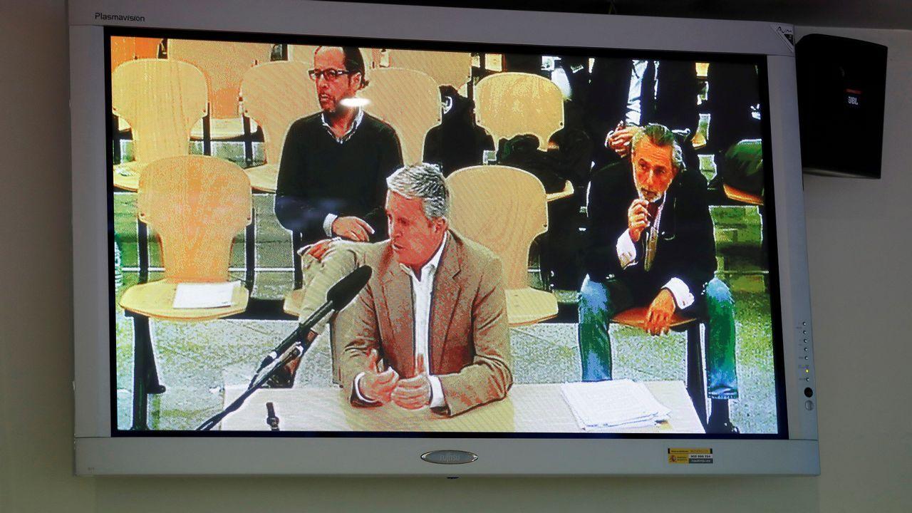 Ricardo Costa: «Sí, el PP se financiaba con dinero negro».Declaración de Pablo Crespo, hoy en el juicio