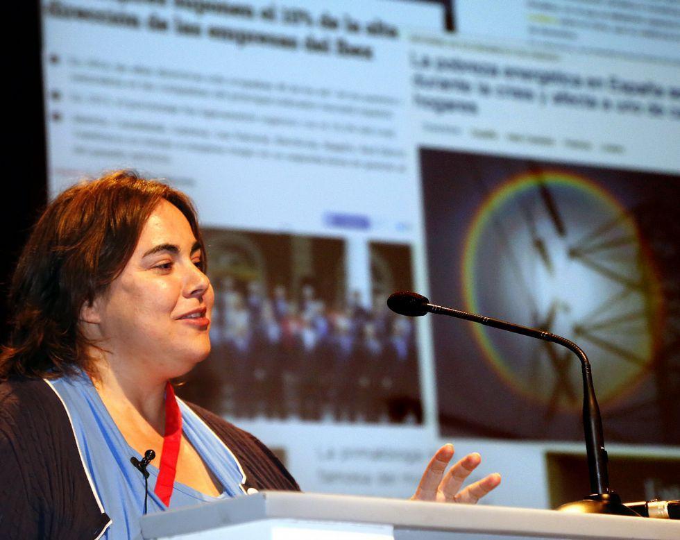 La responsable de sostenibilidad de Ikea habló sobre cómo reducir el impacto medioambiental.