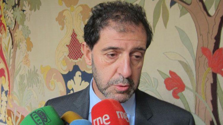 El consjero ejecutivo de GAM, Pedro Luis Fernández.