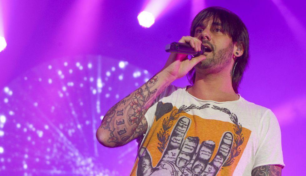 El último concierto del asturiano fue en abril del 2013, cuando agotó todas las entradas.