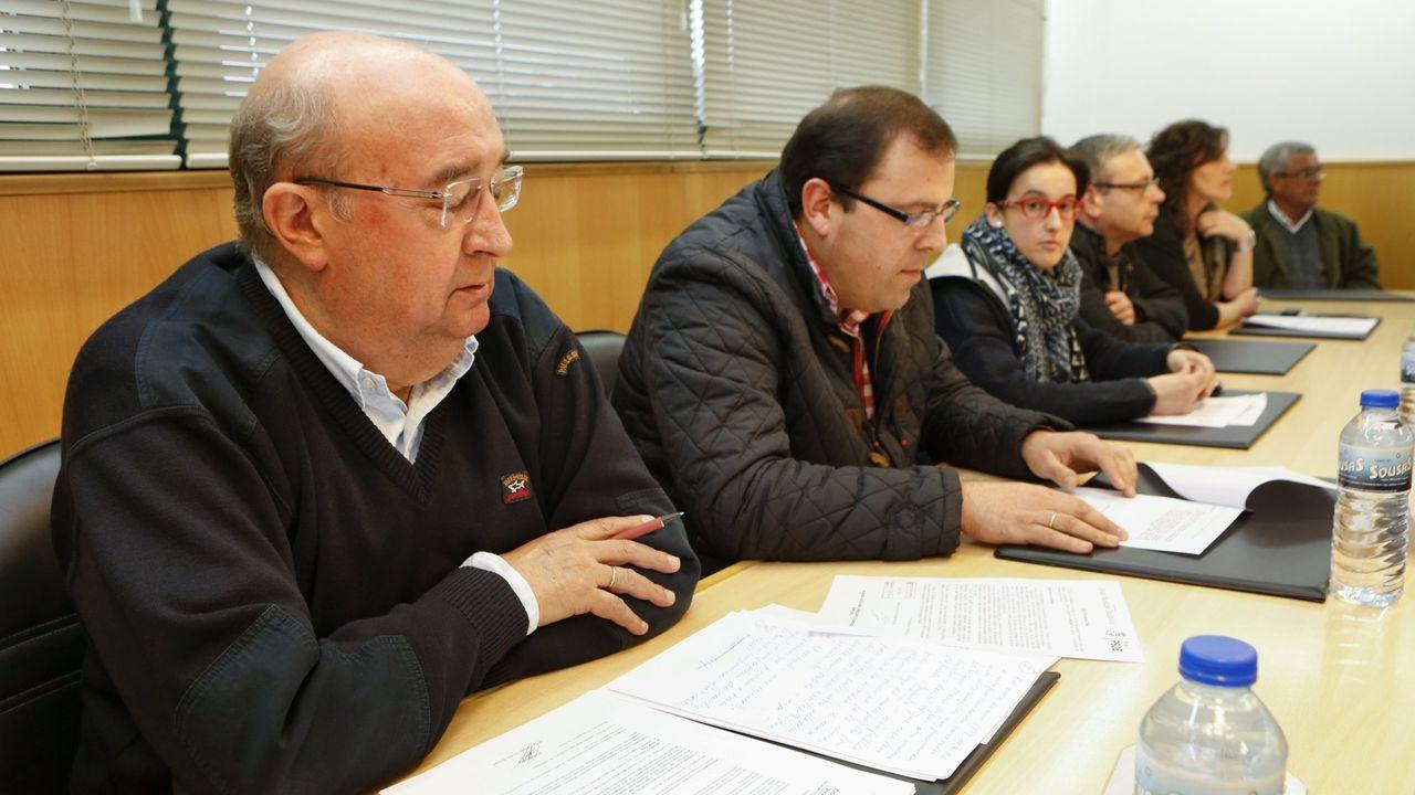 Bergantiños-Villarrubia: ¡las imágenes del trascendental partido!