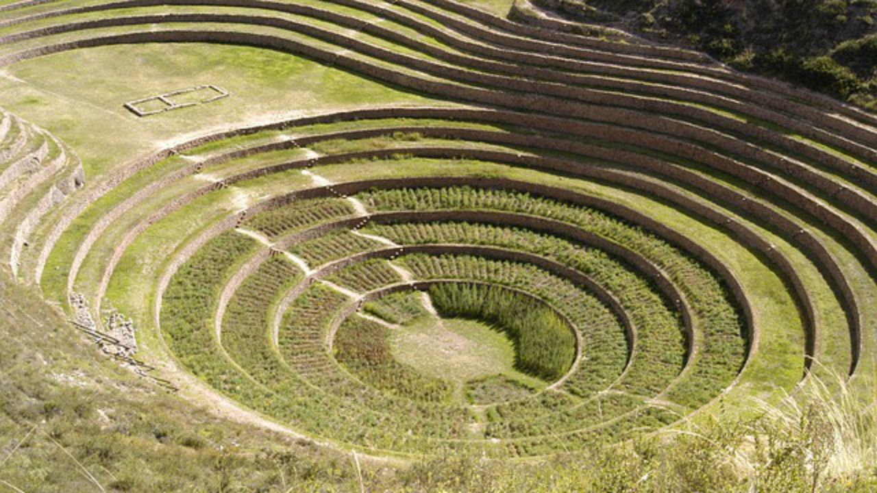 Complejo arqueológico de Moray