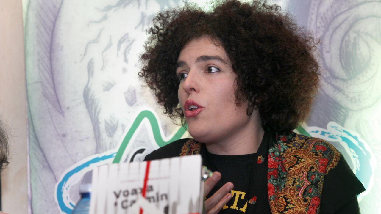 Esther Carrodeguas. Dramaturga