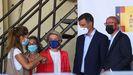 EN DIRECTO: Centro de acogida de afganos en Torrejón