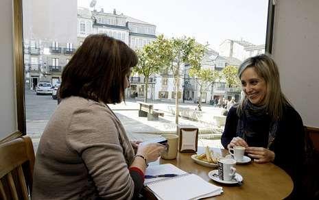 María Loureiro dice que aún no ha pensado si optará a la alcaldía con el PSOE en el 2015.