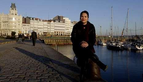La solidaridad toma Vimianzo.María Andreu ha convocado a las familias gallegas para el miércoles en A Coruña.