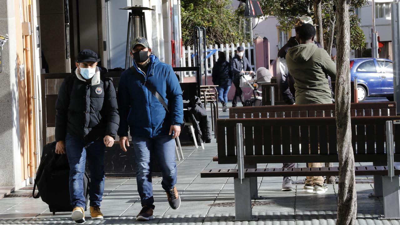 Viveiro, uno de los concellos con restricciones mas duras