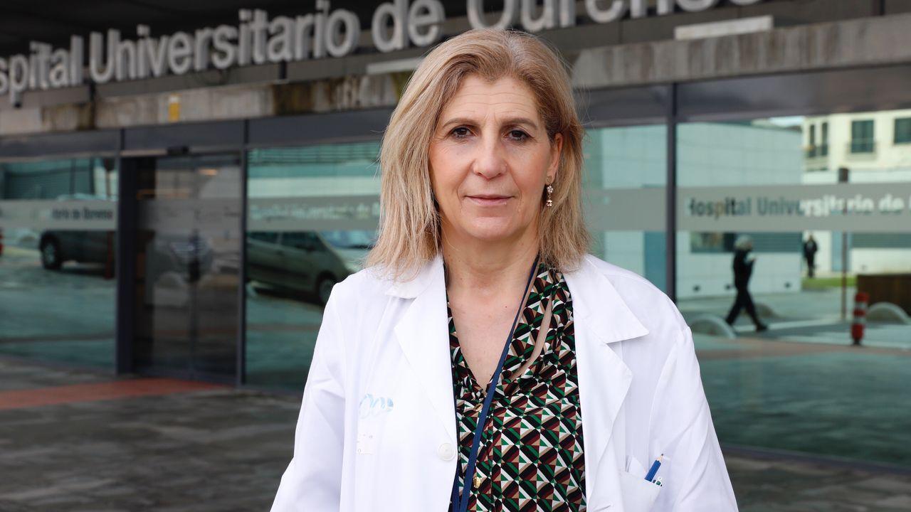 Loli Díaz, de la Unidad de Enfermedades Infecciosas del CHUO, coordinará las consultas poscovid-19