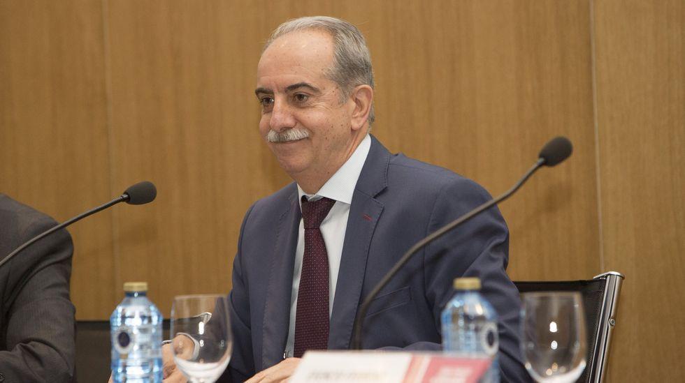 Couceiro, presidente de la Cámara de Comercio