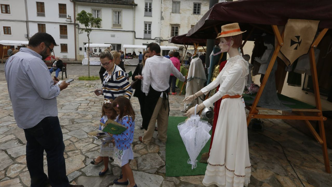 A Coubeira es un pequeño núcleo situado entre los municipios de  Mondoñedo, Lourenzá y O Valadouro