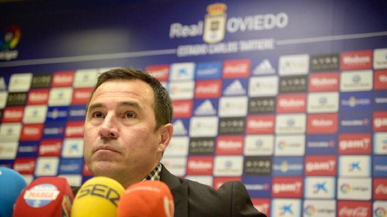 Gol Real Oviedo Elche Carlos Tartiere.Joaquín del Olmo en el Carlos Tartiere