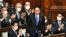 Fumio Kishida, nuevo primer ministro de Japón