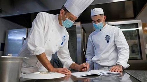Escuela Le Cordon Bleu Madrid