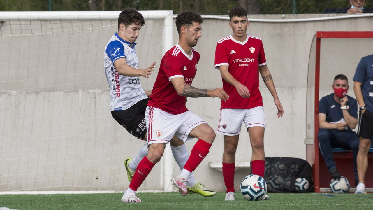 El coruñés Marcos Remeseiro acaba de ser renovado por una temporada más