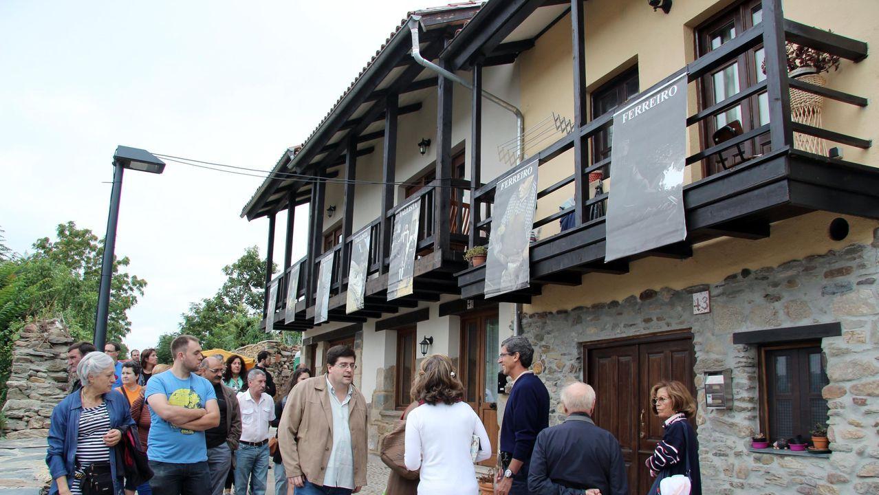 Una visita guiada al barrio monfortino de San Vicente durante la celebración del Día Europeo de la Cultura Judía, en una imagen de archivo